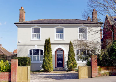Newbury Registry Office converted back into a modern, period home
