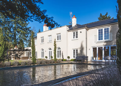 Renovation and two extensions transform 1930s home in Berkshire